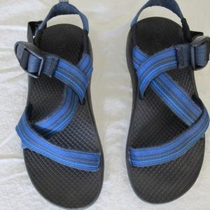 Chaco Z/1 ecotread sandals size 1 Excellent!